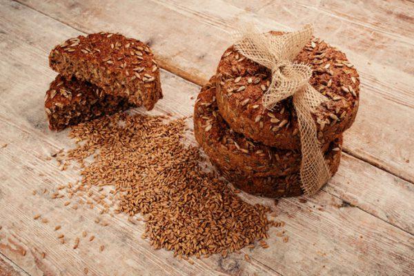 Bäcker - Ur-Dinkelbrot