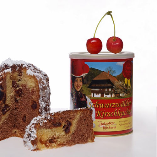 Schwarzwalder Kirschkuchen Aus Der Dose Traditions Edition Beckesepp
