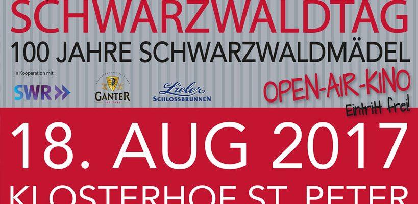 100 Jahre Schwarzwaldmädel
